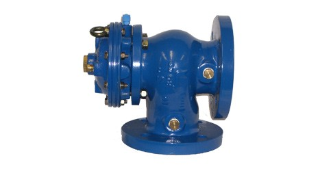"3"" & 4"" Hydraulic Flush Valves"